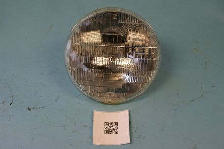 "1953-1957 Corvette C1 RH Dip Sealed Beam Headlight 7"", Used Fair"